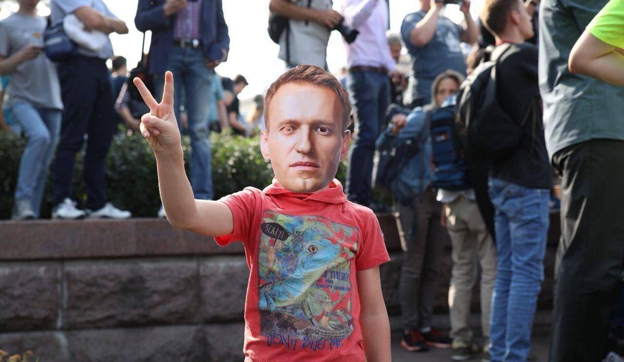 Всех экстремистов-навальнистов в ЧС «Ютуба»