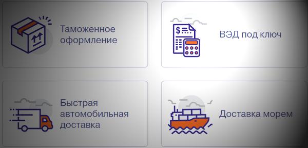 таможенное оформление icustoms.ru/