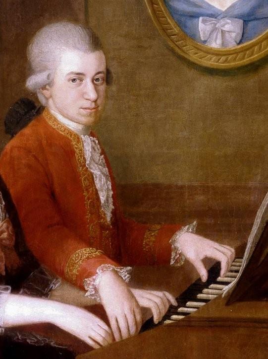 Живая, моцарт картинки с выставки