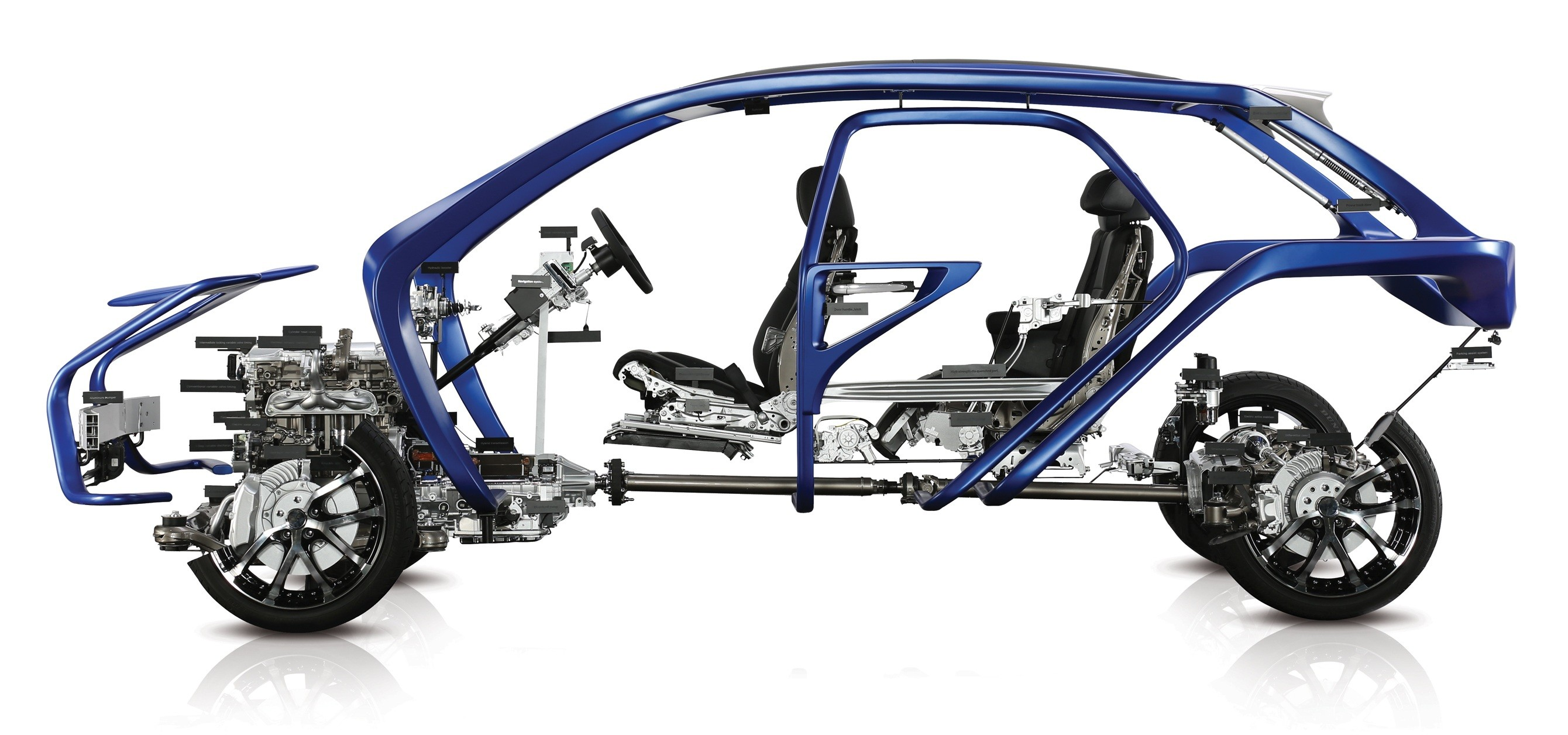 Global Automotive Chassis Market by Chassis Systems, by Component, by  Region and Segment, Forecast 2020–2026 — Teletype