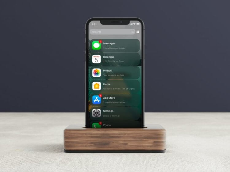 Ios 14 Found Widget Support And New Wallpapers For Iphone And Ipad Teletype