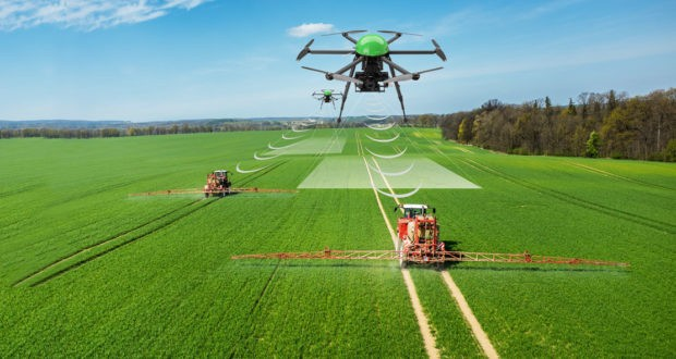 Crop Monitoring Technology in Precision Farming Market : Leading ...