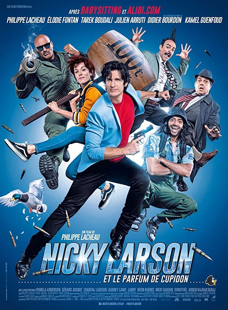 Nicky Larson Et Le Parfum De Cupidon Film Streaming Hd 720p Film