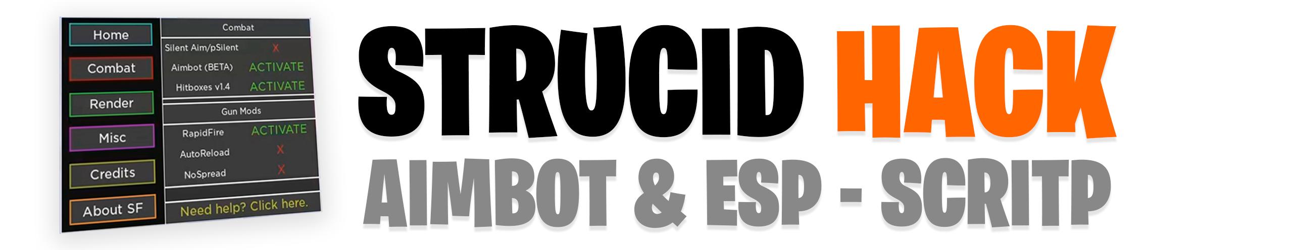 Strucid Hack/Script (AIMBOT & ESP) — Teletype