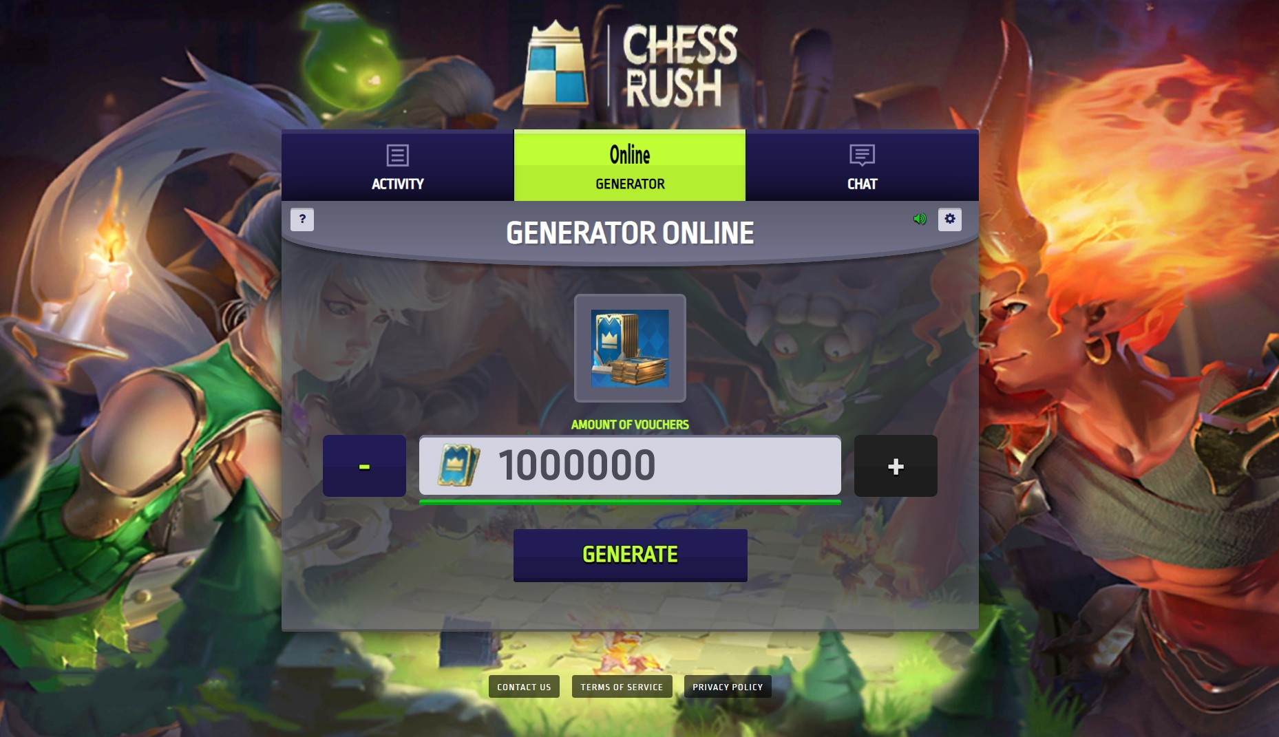 Chess Rush APK Mod Hack For Gold and Vouchers — Teletype