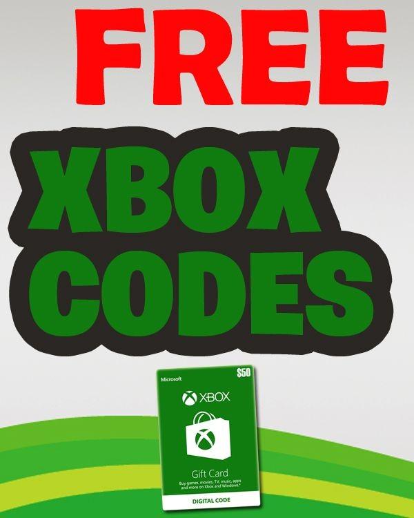 Generator live codes free xbox Xbox Cards