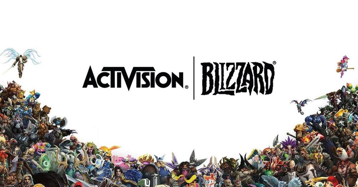 🎮Обзор компании Activision Blizzard - $ATVI