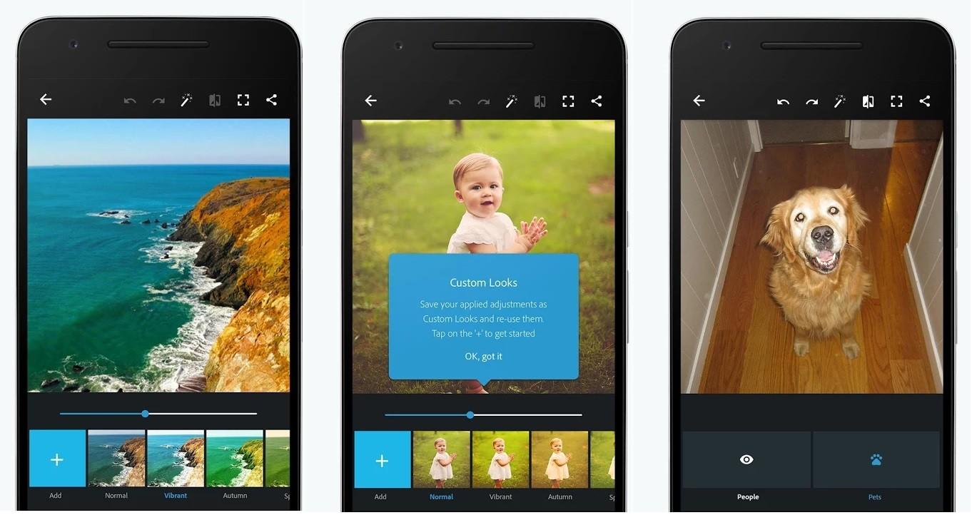 мобильные приложения для обработки фото торопитесь, давайте
