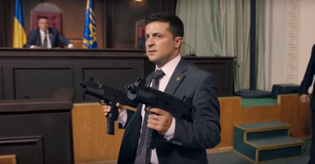 Зеленский хочет выпустить на свободу донбасских мародеров