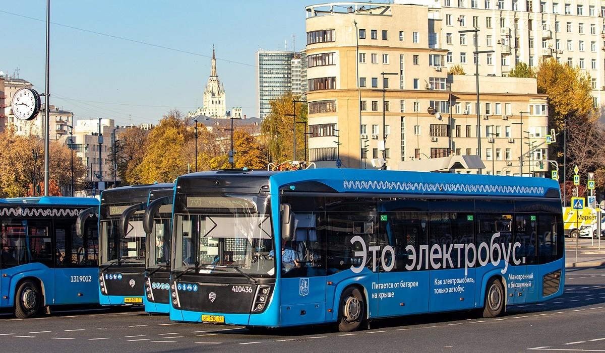Мечтают ли андроиды об электробусах