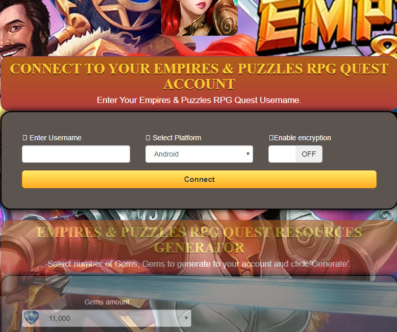 Empires & Puzzles: RPG Quest Cheats - Free Unlimited Gems ...