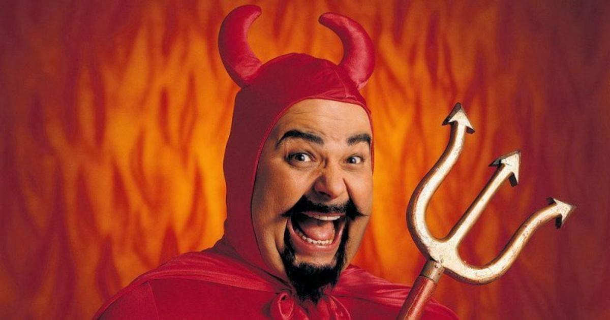 Подковы, картинка дьявол прикольная