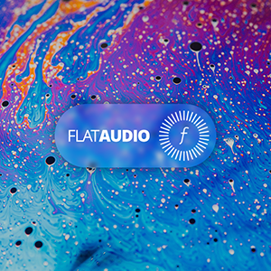 Follow Us on Flat.audio